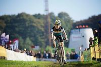 Jolien Verschueren (BEL/Telenet-Fidea)<br /> <br /> Elite Women's Race<br /> bpost bank trofee<br /> GP Mario De Clercq Ronse 2015
