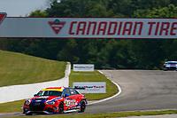 #54 JDC-Miller MotorSports Audi RS3 LMS TCR DSG, TCR: Michael Johnson, Stephen Simpson