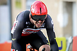 John Degenkolb (GER) Lotto Soudal during Stage 3 of Paris-Nice 2021, an individual time trial running 14.4km around Gien, France. 9th March 2021.<br /> Picture: ASO/Fabien Boukla | Cyclefile<br /> <br /> All photos usage must carry mandatory copyright credit (© Cyclefile | ASO/Fabien Boukla)