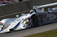 Andy Wallace  #38  Champion Audi  class: LMP900