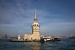 Maiden's Tower, Istanbul