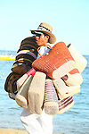 STRAW HATS & BASKETS VENDOR<br />