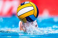 Official Ball<br />  <br /> Budapest 16/01/2020 Duna Arena <br /> France (white caps) Vs. Italy (blue caps) Men<br /> XXXIV LEN European Water Polo Championships 2020<br /> Photo  ©Giorgio Scala / Deepbluemedia / Insidefoto