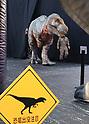 Amazing Dinosaurs Art Exhibition