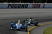 Verizon IndyCar Series<br /> ABC Supply 500<br /> Pocono Raceway, Long Pond, PA USA<br /> Sunday 20 August 2017<br /> Max Chilton, Chip Ganassi Racing Teams Honda<br /> World Copyright: Scott R LePage<br /> LAT Images<br /> ref: Digital Image lepage-170820-poc-7378