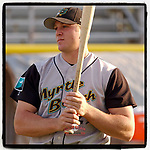 #OTD On This Day, May 13, 2003, Scott Thorman played with the Myrtle Beach Pelicans, an Atlanta Braves farm team, at Pfitzner Stadium in Woodbridge, Va. Thorman is now entering his sixth managerial season in the Kansas City Royals organization. Thorman managed the Burlington Royals, the Lexington Legends and the Wilmington Blue Rocks before being named the 2020 manager of the Northwest Arkansas Naturals. (Tom Priddy/Four Seam Images) #MiLB #OnThisDay #MissingBaseball #nobaseball #stayathome #minorleagues #minorleaguebaseball #Baseball #AloneTogether @nwanaturals