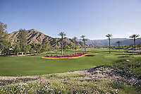 Stock photo of golf course in La Quinta, California