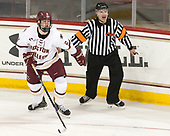 Scott Savage (BC - 2), Scott Hansen - The Boston College Eagles defeated the visiting Providence College Friars 3-1 on Friday, October 28, 2016, at Kelley Rink in Conte Forum in Chestnut Hill, Massachusetts.The Boston College Eagles defeated the visiting Providence College Friars 3-1 on Friday, October 28, 2016, at Kelley Rink in Conte Forum in Chestnut Hill, Massachusetts.