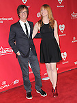 Ben Folds and Alicia Witt at The MusiCares® 2013 Person Of The Year Tribute held at The Los Angeles Convention Center, West Hall in Los Angeles, California on February 08,2013                                                                   Copyright 2013 Hollywood Press Agency