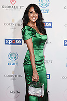 Jackie St Clair<br /> arriving for the Football for Peace initiative dinner by Global Gift Foundation at the Corinthia Hotel, London<br /> <br /> ©Ash Knotek  D3493  08/04/2019