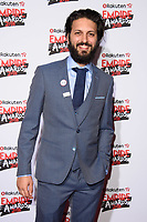 Shazad Latif<br /> arriving for the Empire Awards 2018 at the Roundhouse, Camden, London<br /> <br /> ©Ash Knotek  D3389  18/03/2018