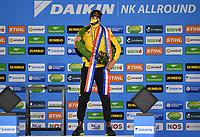 SCHAATSEN: HEERENVEEN: 22-11-2020, IJsstadion Thialf, Daikin NK ALLROUND, Patrick Roest, ©foto Martin de Jong