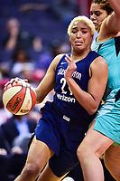WNBA: New York Liberty at Washington Mystics