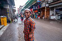 India, New Delhi, midget.
