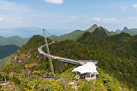 Sky Bridge, suspension bridge, Langkawi
