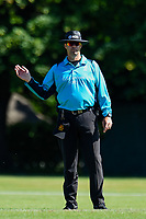 Umpires in action between St Andrews College and Hamilton Boys High School during the Gillette Cup Finals, Hagley Park, Christchurch, New Zealand. 5th December 2019. Photo: John Davidson, www.bwmedia.co.nz
