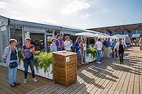 Den Bosch, Netherlands, 09 June, 2016, Tennis, Ricoh Open,KNLTB lounge<br /> Photo: Henk Koster/tennisimages.com