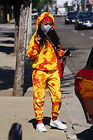 Skai Jackson Spotted At Dancing With The Stars In Hollywood
