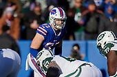 Buffalo Bills Trent Murphy (93) during an NFL football game against the New York Jets, Sunday, December 9, 2018, in Orchard Park, N.Y.  (Mike Janes Photography)