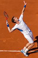 24-05-10, Tennis, France, Paris, Roland Garros, First round match,  R. Gasquet