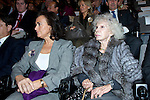 Duchess Of Alba, Cayetana Fitz James Stuart, attends the Official event of the International Day for children with cancer at Virgen del Rocio Hospital in Seville, Spain..Photo: Billy Chappel / ALFAQUI