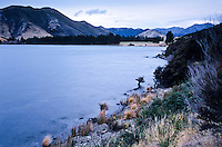 Lake Taylor - Hurunui - Canterbury, New Zealand