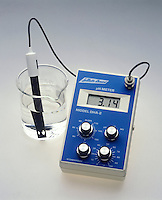 COMMON ION EFFECT<br /> (2 of 2)<br /> Acetic Acid And Sodium Acetate<br /> Adding sodium acetate shifts the equilibrium to the left decreasing the number of H3O+ ions and increasing the pH to 3.14.  CH3C00H(aq) + H2O(l)  H3O+(aq) + CH3CO2-(aq)