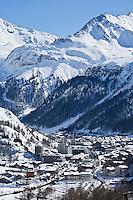 Europe/France/73/Savoie/Val d'Isère: La station