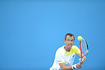 Rosol loses at Australian Open in Melbourne Australia on 17th January 2013