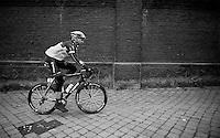 Fleche Wallonne 2012..Jens Voigt.