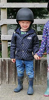 Pictured: Ianto Jenkins. <br /> Re: Three year old Ianto Jenkins has died after an incident at a farm near Efailwen, west Wales, UK.<br /> Emergency services were called to the property in Carmarthenshire at about 7pm on Tuesday (03 August 2021) after reports a child had been hit by a farm vehicle.<br /> Dyfed-Powys Police confirmed the boy had died at the scene and an investigation had been launched into how it happened.