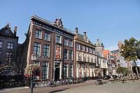 Nederland - Hoorn- 2020. Westfries Museum aan de Roode Steen.  Foto ANP / HH / Berlinda van Dam