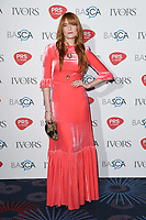 Florence Welch<br /> at The Ivor Novello Awards 2017, Grosvenor House Hotel, London. <br /> <br /> <br /> ©Ash Knotek  D3267  18/05/2017