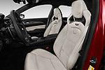Front seat view of 2018 Cadillac CTS V V 4 Door Sedan Front Seat  car photos