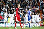 Schakle 04 Wellenreuther during Champions League soccer match at Santiago Bernabeu stadium in Madrid, Spain. March, 10, 2015. (ALTERPHOTOS/Caro Marin)