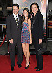 Mimi Rogers and family attends the Twentieth Century Fox's L.A. Premiere of Unstoppable held at Regency Village Theater in Westwood, California on October 26,2010                                                                               © 2010 Hollywood Press Agency