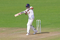 Ravi Bopara hits four runs for Essex during Glamorgan CCC vs Essex CCC, Specsavers County Championship Division 2 Cricket at the SSE SWALEC Stadium on 23rd May 2016