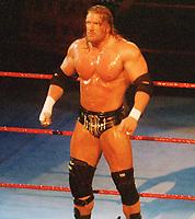 Triple H    1999                                                                      By John Barrett/PHOTOlink