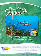 Project AWARE - PADI Certification Card Use, USA, Image ID: Caribbean-Reef-Shark-0026-H