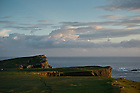 June 6, 2012; Cliffs, Inishark Island, Ireland..Photo by Matt Cashore/University of Notre Dame