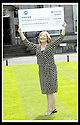 15/08/2007       Copyright Pic: James Stewart.File Name : sct_jspa06_lottery.ANGELA KELLY AT THE PRESS CONFERENCE WHERE SHE COLLECTED HER CHEQUE FOR £35,425,411.80 AFTER HER EUROMILLIONS LOTTERY WIN.....James Stewart Photo Agency 19 Carronlea Drive, Falkirk. FK2 8DN      Vat Reg No. 607 6932 25.Office     : +44 (0)1324 570906     .Mobile   : +44 (0)7721 416997.Fax         : +44 (0)1324 570906.E-mail  :  jim@jspa.co.uk.If you require further information then contact Jim Stewart on any of the numbers above........
