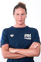 BOZZO Elisa<br /> Italy Synchronized swimming Team<br /> Olympic Team Rio 2016<br /> Photo Giorgio Scala/Deepbluemedia/Insidefoto