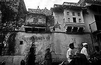 11.2010 Bundi (Rajasthan)<br /> <br /> Guru Nanak festival.<br /> <br /> Fête de Guru Nanak.
