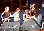 John McEnroe, Tom Hamilton, Steven Tyler