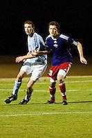 2010 US Soccer Development Academy Winter Showcase U17/18 North Carolina Fusion vs Empire United at Reach 11 Soccer Complex in Phoenix, Arizona in December of  2010.