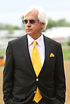 Bob Baffert before the 138th  running of the Grade I Preakness Stakes for 3-year olds, going 1 3/16 mile, at Pimlico Race Course.  Trainer D. Wayne Lukas.  Owners Calumet Farms