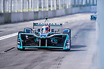 Mitch Evans of New Zealand from Panasonic Jaguar Racing competes in the Formula E Non-Qualifying Practice 2 during the FIA Formula E Hong Kong E-Prix Round 1  at the Central Harbourfront Circuit on 02 December 2017 in Hong Kong, Hong Kong. Photo by Marcio Rodrigo Machado / Power Sport Images