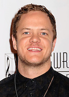 NEW YORK CITY, NY, USA - JUNE 12: Dan Reynolds at the 45th Annual Songwriters Hall Of Fame Induction And Awards Gala held at The New York Marriott Marquis on June 12, 2014 in New York City, New York, United States. (Photo by Celebrity Monitor)