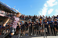 STANFORD, CA - JUNE 29: Tommy Thompson #22 during a Major League Soccer (MLS) match between the San Jose Earthquakes and the LA Galaxy on June 29, 2019 at Stanford Stadium in Stanford, California.