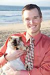 Bay Animal Hospital   Corporate Head shots with Pets   Manhattan Beach California   Beach Portraits   Pet Portraits   Corporate Headshots   Employee Corporate Headshots   Website Facebook Portaits   January 16, 2012   <br /> Photo by Joelle Leder Photography Studio ©